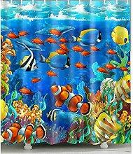 FGHJK Colorful world underwater Furniture