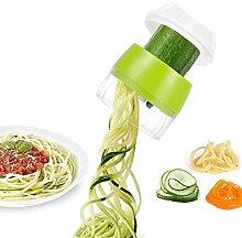 FGHTL Handheld Spiralizer Vegetable