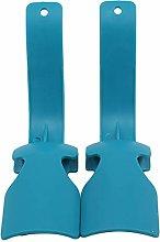 FGJFJ Lazy Shoe Horn Shoe Lifter Helper Portable