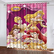 Fgolphd Curtains Blackout Curtain Eyelets for
