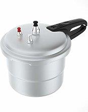 FGSJEJ Aluminum alloy household pressure cooker,
