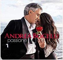 FGVB Andrea Bocelli Album Cover Passion Posters