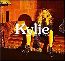 FGVB Kylie Minogue Golden Album Cover Poster
