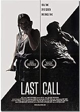 FGVB Last-Call-86 Movie Poster And Prints Wall Art