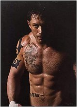 FGVB Tom Hardy-Actor Poster And Prints Wall Art
