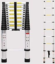 FGVBC Telescoping Ladder 1.4M/5M Aluminum Alloy