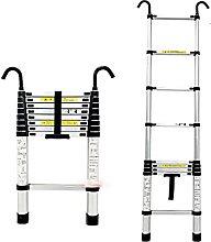 FGVBC Telescoping Ladder 1.5M/6.2M Aluminum