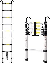 FGVBC Telescoping Ladder 1.5M/6.2M Portable
