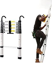 FGVBC Telescoping Ladder 1.5M/6.3M with Hook