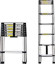 FGVBC Telescoping Ladder 2M/4.8M Aluminum