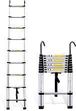 FGVBC Telescoping Ladder 2M/4M Extension Ladder