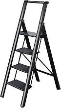 FGVBC Telescoping Ladder 4 Step Ladder Folding