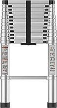 FGVBC Telescoping Ladder Aluminium Metal