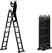 FGVBC Telescoping Ladder Thick 4 mm Extension