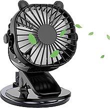 FGXY USB Fan, Desk Fan, Clip On Fan, with
