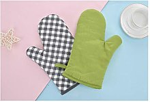 Fgyhtyjuu Oven microwave oven insulation gloves
