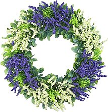 FHKSFJ Artificial Lavender Flowers Spring and