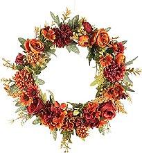 FHKSFJ Wreath Wedding Decorations Suitable for
