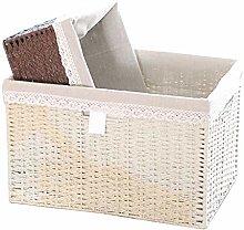 Fhony Desktop Storage Basket Sundry Office Drawer