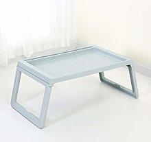 FHT Mobile Lap Table Laptop desk bed foldable lazy