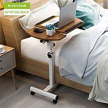 FHT Mobile Lap Table Laptop Desks Home Foldable