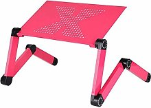 FHT Mobile Lap Table Laptop Desks Portable