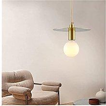 FHUA Ceiling light Golden Nordic Chandelier