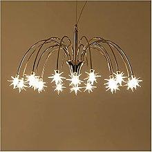 FHUA Ceiling light Modern Creative Crystal 12