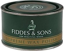 Fiddes & Sons Supreme Wax Polish - Shade Stripped