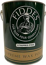 Fiddes Supreme Rugger Brown Wood Wax