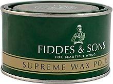 Fiddes Supreme Wax Polish 5L - Jacobean