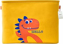 Fieans Collapsible Dinosaur Storage Box Thickened