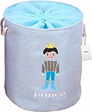 Fieans Large Foldable Laundry Basket Drawstring