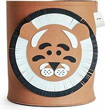 Fieans Nursery Storage Bin Cute Felt Basket Toys