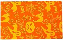 FiedFikt Halloween Tablecloth -Large Table Cloth