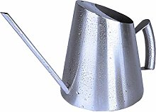FiedFikt Metal Watering Can Solid Stainless Steel