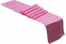 FiedFikt Sadin Table Runners Solid Color Table