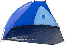 Fien Beach Shell Shelter Closable Tent with Carry