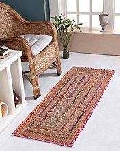 Fiesta Eco Friendly Long Runner Braided Thick