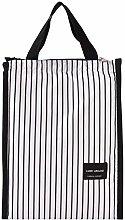 Figutsga Lunch Box Tote Cooler Bag Folding Printed