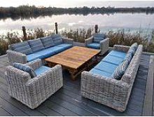 Fiji Extra Large Double Sofa Suite
