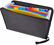 Files Filing Folders Portable Accordion File