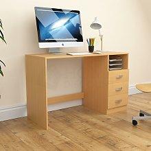 Filey Computer Desk, Pine