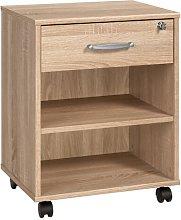 Filing Cabinet Symple Stuff Colour: Beige