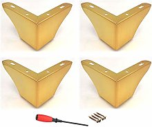 Filit 4X Metal Legs for TV Cabinets,Basic