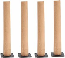 Filit Table Legs,Sofa Feet,Wooden Support
