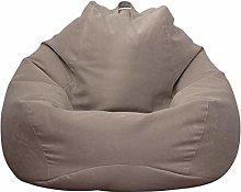 Filling Classic Cotton Linen Bean Bag Chair Sofa