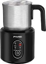 FIMEI Milk Frother Machine, Electric Milk Steamer,