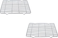 Find A Spare Grill Racks For Indesit   Hotpoint