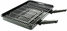 Find A Spare Large 415MM X 295MM Oven Grill Pan &